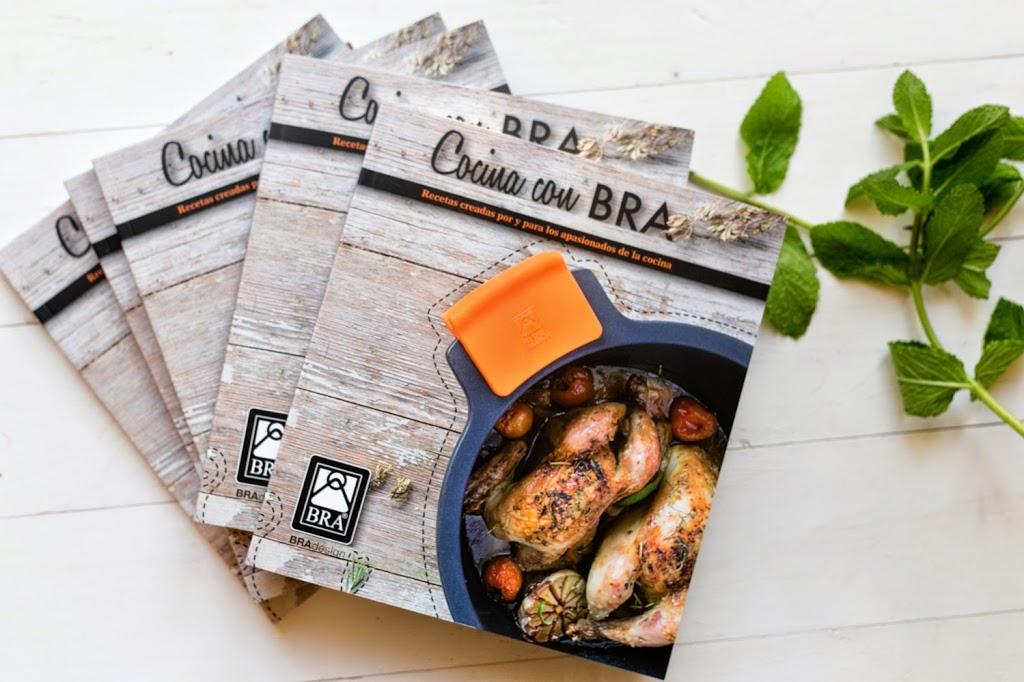 Gastronomia En Verso Libro De Recetas Y Blogueros Y Cocina Con Bra