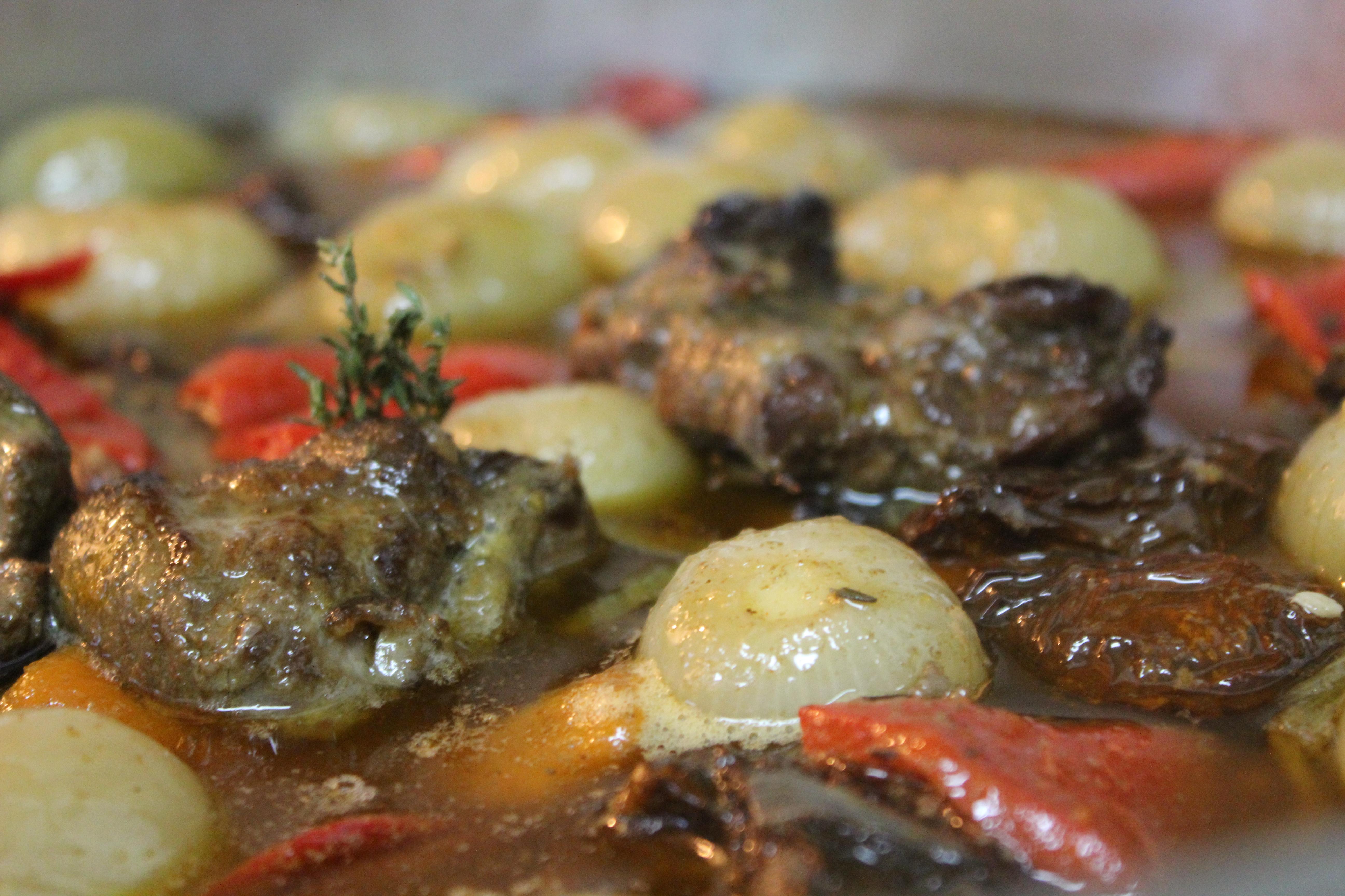Como Cocinar Jabali Estofado   Gastronomia En Verso Guiso De Espinazo Y Costillas De Jabali En