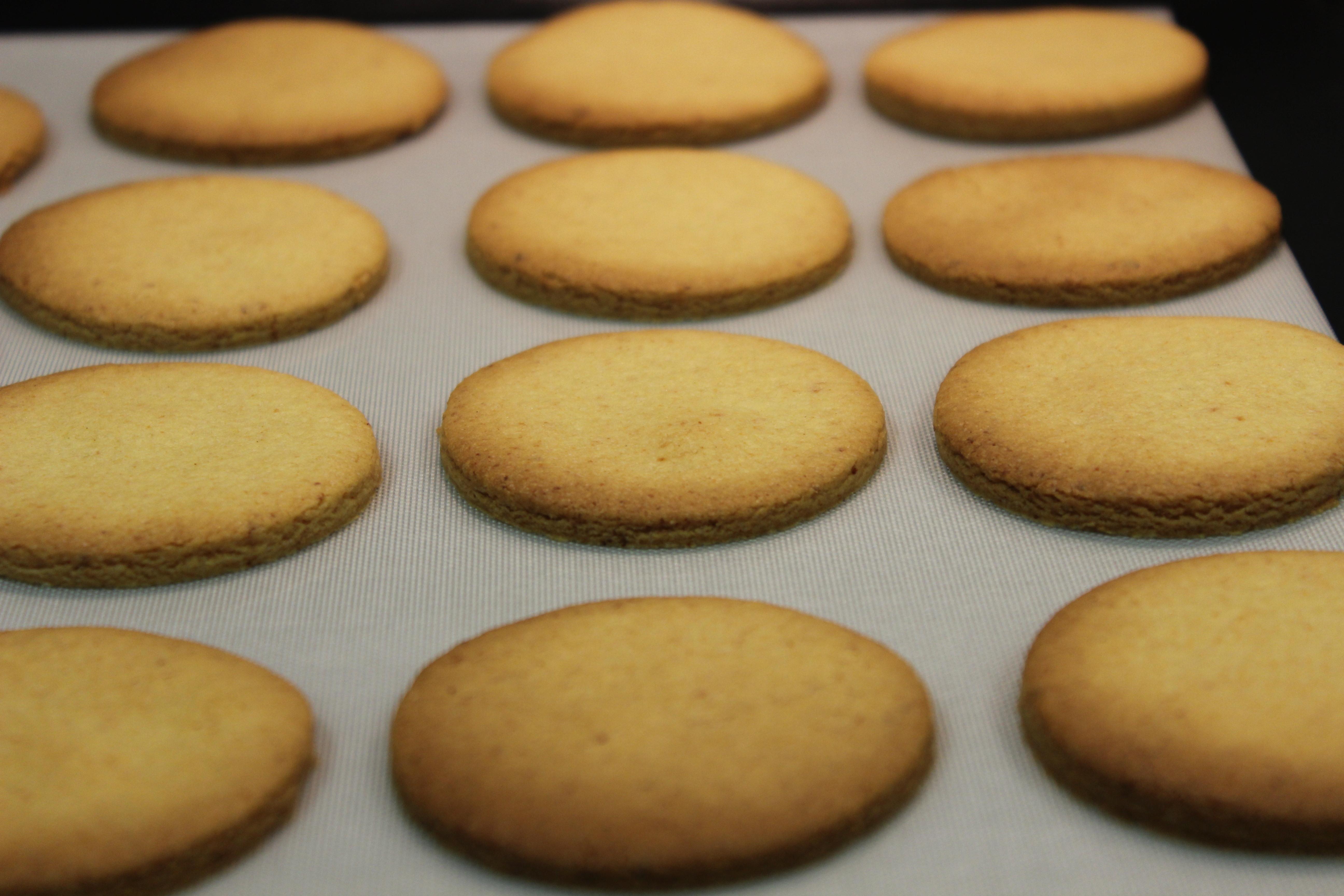 galletas al horno caseras