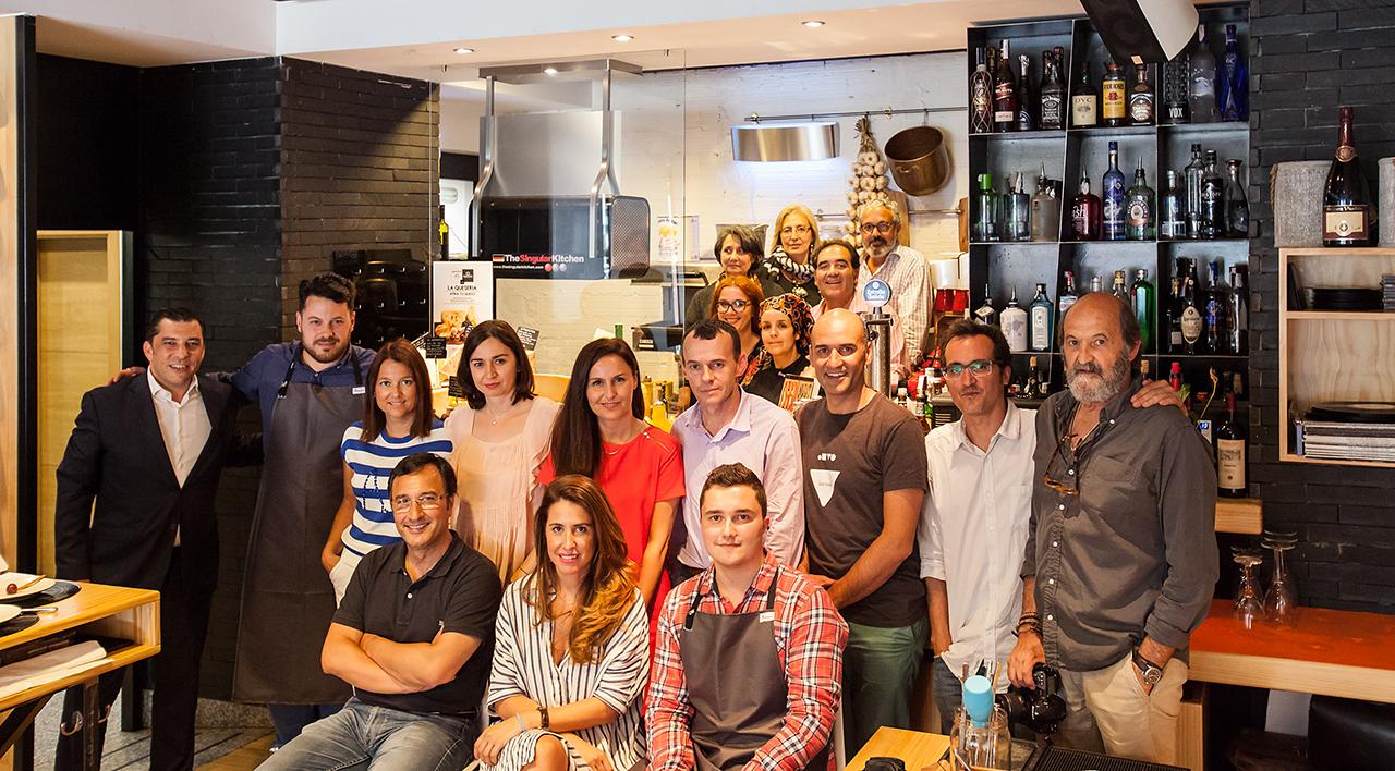Evento gastronómico en la Gastroteca. Queixería Praza de Vigo se traslada a Gastroteca del 1 al 18 de julio. Fotografía de Susana y Stéphane (Mis Lutier).